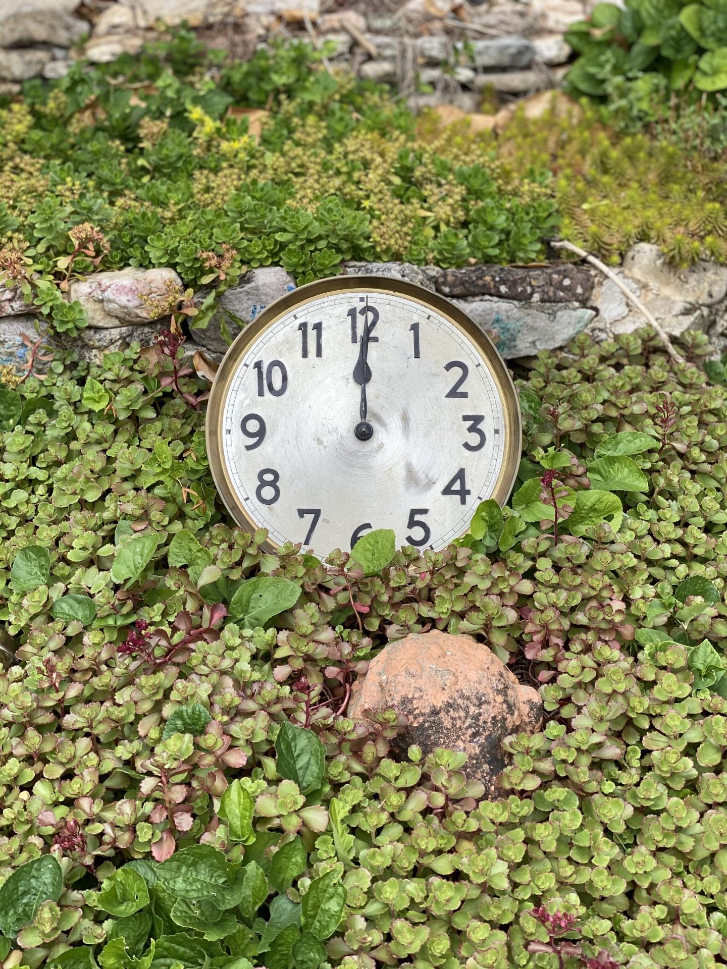 Horloge Allemande